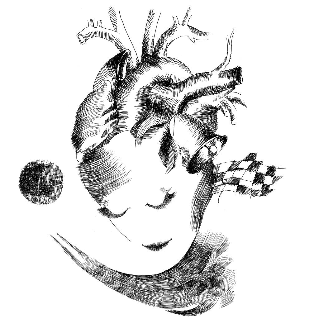A gésa szíve tilos