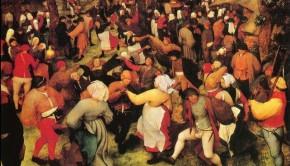 Pieter-Bruegel Tánc