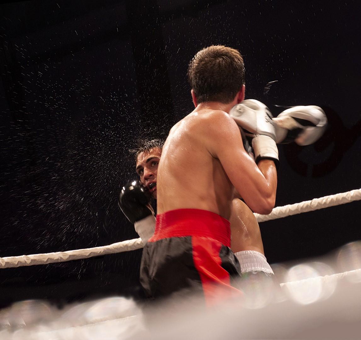 Eifert János: Kemény küzdelem / Hard fight (Budapest, 2018)