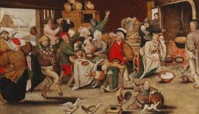 Brueghel-Der-Bohnenkönig