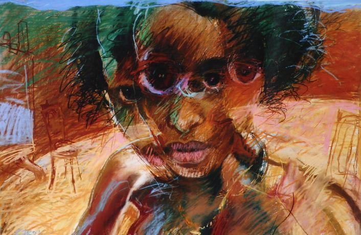 Etióp doktornő