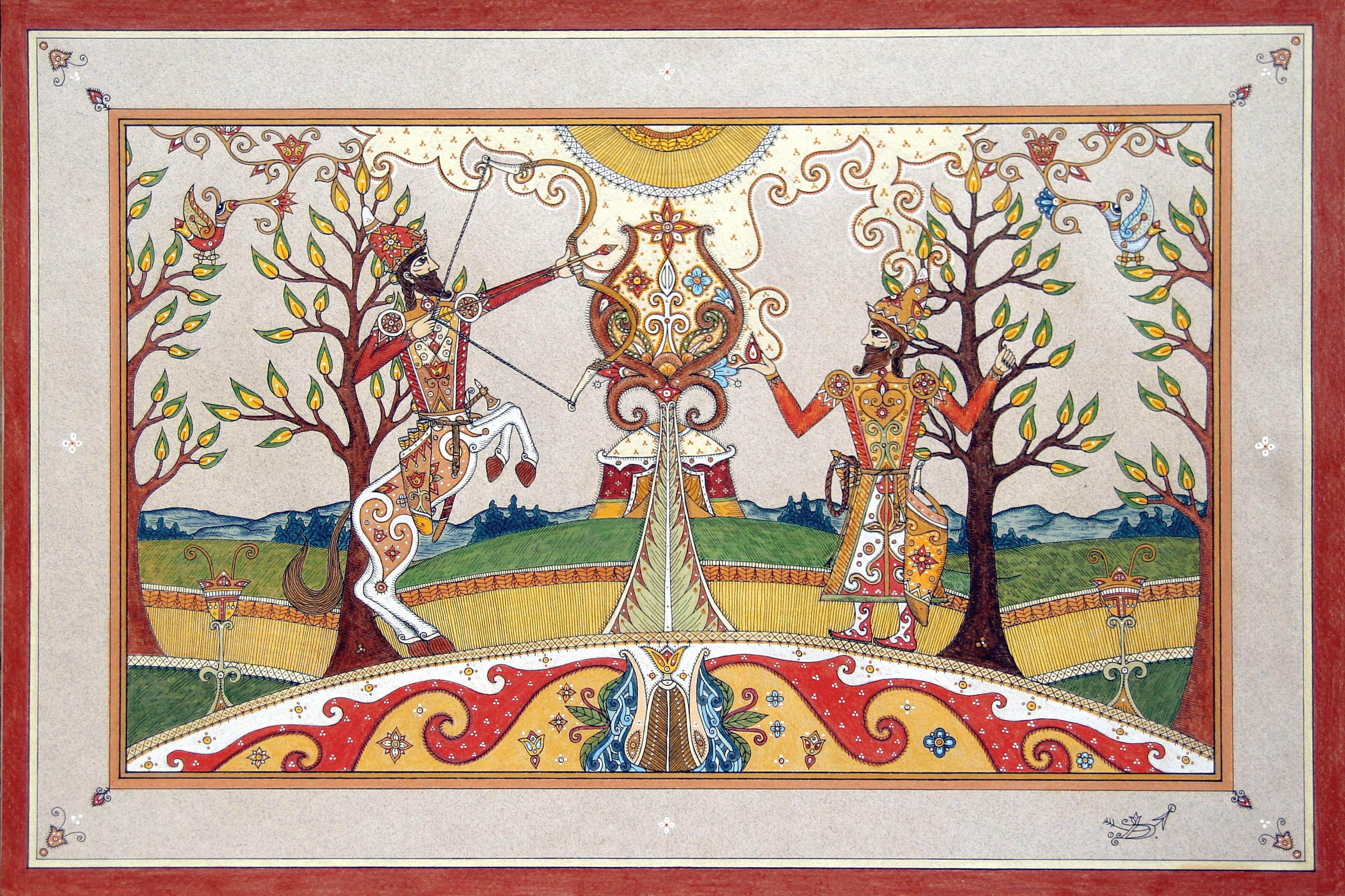 Darvas Iván - Buda és Atilla