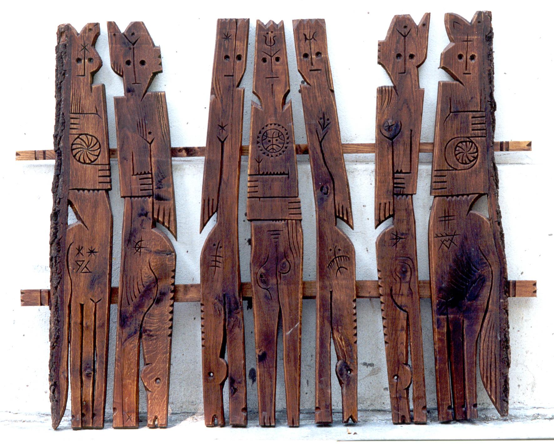 Miholcsa József (Marosvásárhely) Hét vezér